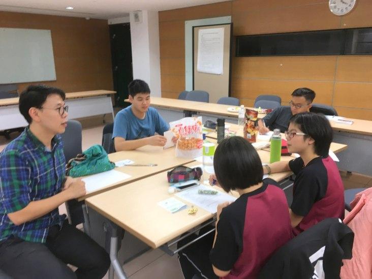 麗山高中哲學營1