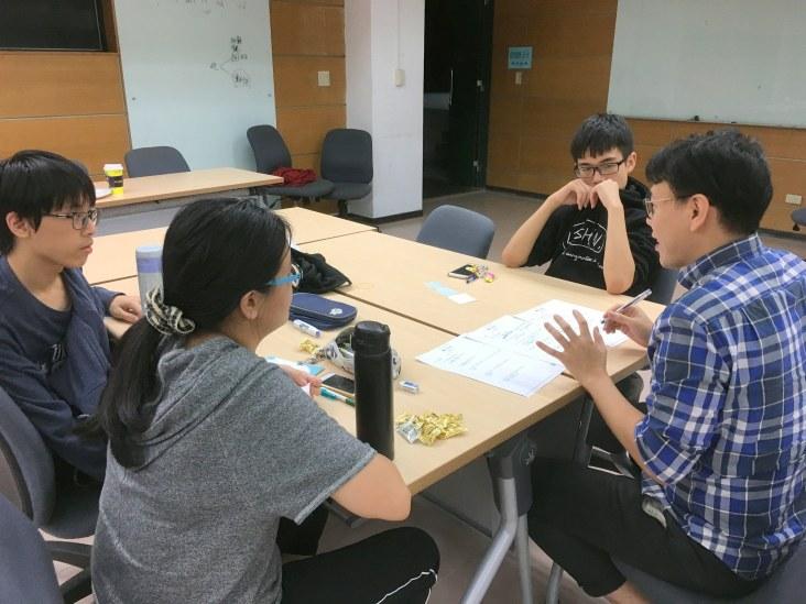 麗山高中哲學營21